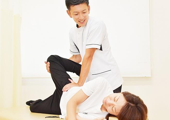 産後骨盤矯正の改善方法1