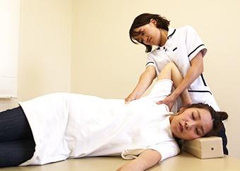 肩こり施術6