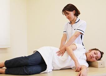 肩こり施術7