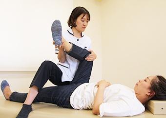 肩こり施術8